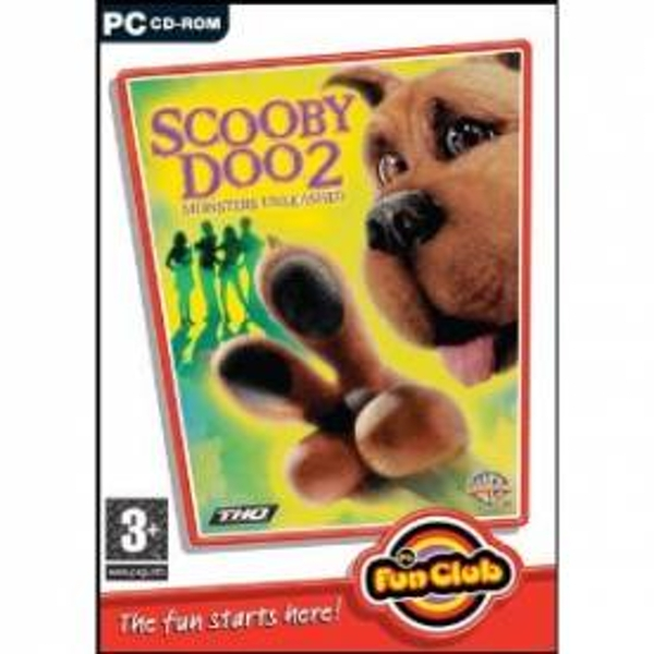 Fun Club Scooby Doo 2 Monsters Unleashed Game PC