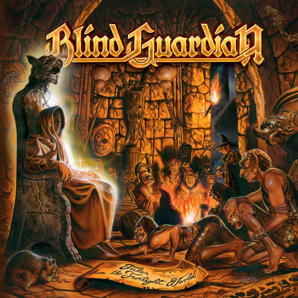 Blind Guardian - Tales From The Twilight World (Picture Disc) Vinyl
