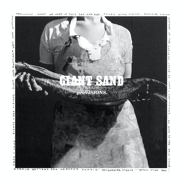 Giant Sand - Provisions CD