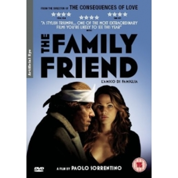 Family Friend DVD