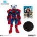 Superman Unchained DC Multiverse McFarlane Toys Action Figure - Image 2
