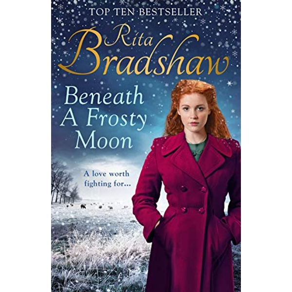 Beneath a Frosty Moon  Hardback 2018