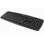 Kensington 1500109DE Wired Value Keyboard