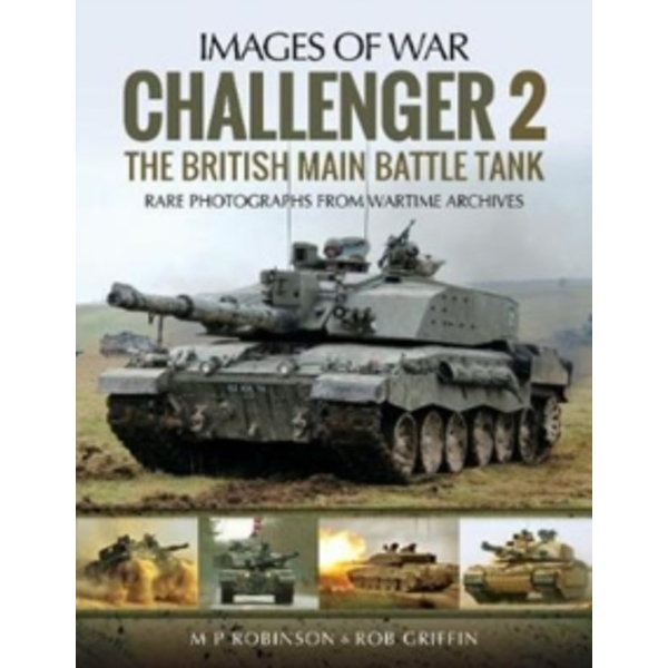 Challenger : The British Main Battle Tank No. 2