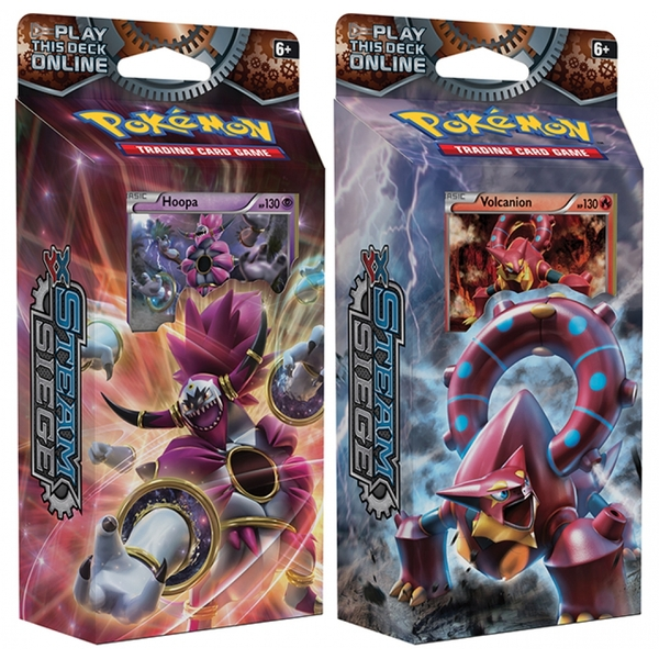 Pokemon TCG XY11 Steam Siege Theme Deck