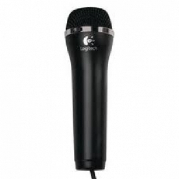 (Damaged Packaging) We Sing Logitech USB Microphone Wii/PS3/Xbox 360 - Image 2