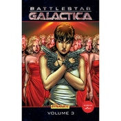 New Battlestar Galactica Volume 3 HC