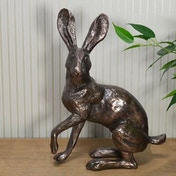 Buttercup Hare by Harriet Glen Sculpture