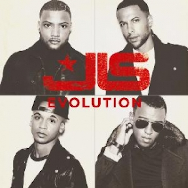JLS - Evolution CD