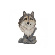 Spirit of Freedom Wolf Statue