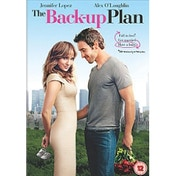 The Back-up Plan DVD