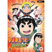 Naruto: Rock Lee and His Ninja Pals Collection 1 (Episodes 1-26) DVD