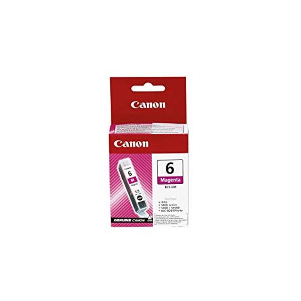Canon BCI 6M - Ink tank - 1 x magenta - 270 pages