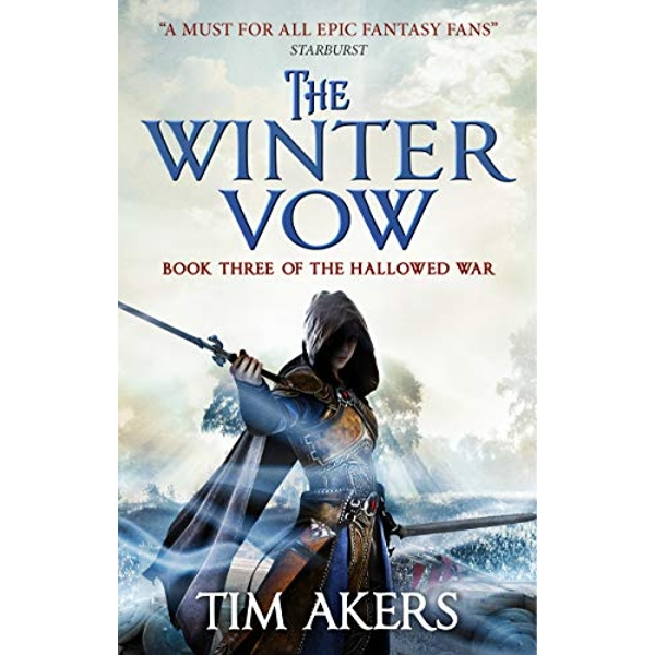 The Winter Vow (the Hallowed War #3)  Paperback / softback 2018