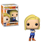 Android 18 (Dragon Ball Z) Funko Pop! Vinyl Figure #530