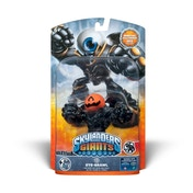 Special Halloween Edition Pumpkin Eye Brawl (Skylanders Giants) Undead Character Figure (Ex-Display) Used - Like New
