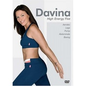 Davina - High Energy Five DVD