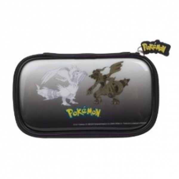 Ex-Display Nintendo Licensed Pokemon Black & White Character Zip Case DS Used - Like New