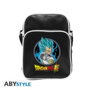 Dragon Ball Super - Vegeta Vinyl Small Messenger Bag
