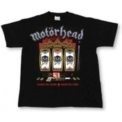 Motorhead Slots Mens T Shirt: Small