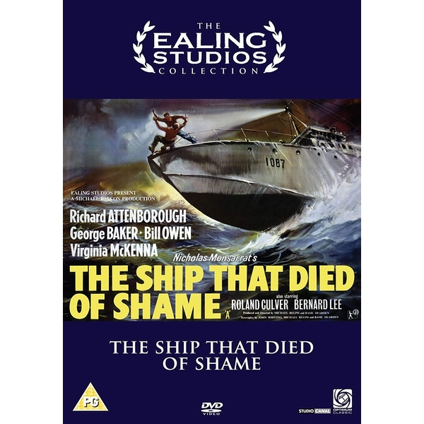 The Ship That Died Of Shame DVD