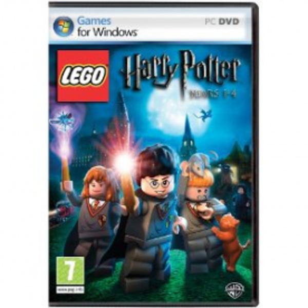 Lego Harry Potter Years 1-4 Game PC