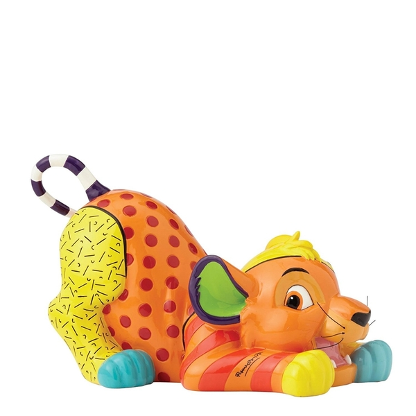 Simba (Lion King) Disney Britto Figurine