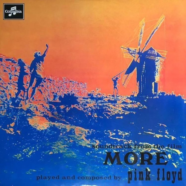 Pink Floyd - Soundtrack From The Film More Vinyl