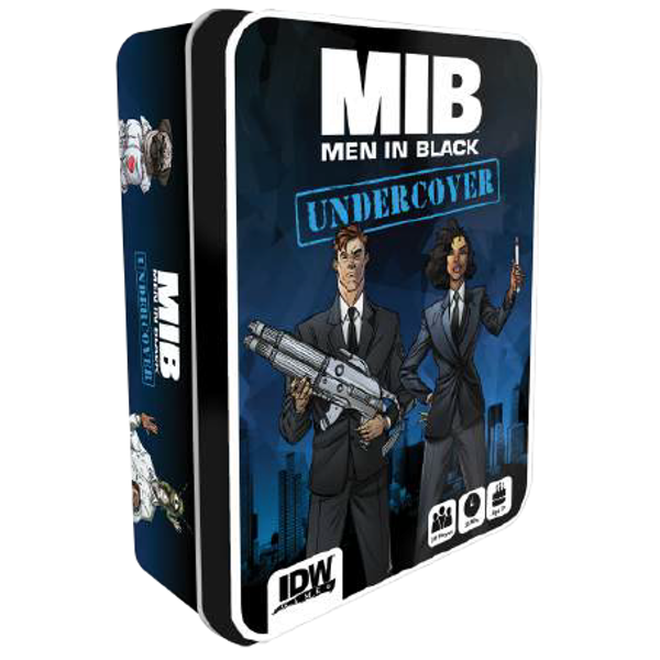 Men In Black: Undercover Board Game