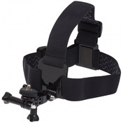 PRAKTICA Helmet Mount Strap including universal fittings for Action Cam & GoPro