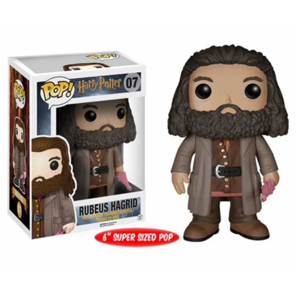 Rubeus Hagrid (Harry Potter) Funko Pop! Vinyl Figure