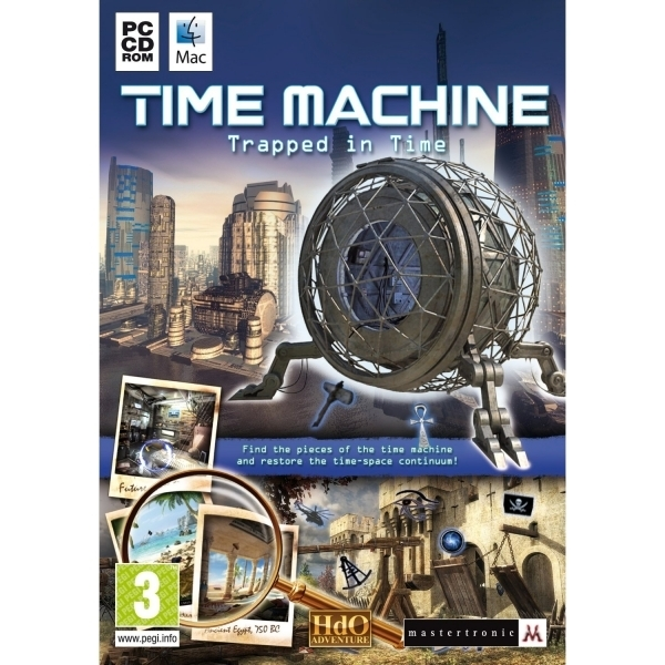 The Time Machine Game PC