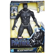 Marvel Black Panther Slash and Strike Black Panther Figure