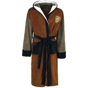 Guardians of the Galaxy Rocket Raccoon Marvel Fleece Robe with Hood