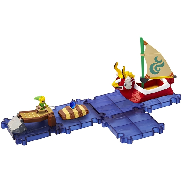 World of Nintendo - Legend of Zelda King of Red Lion Playset