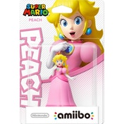 Peach Amiibo (Super Mario Collection) for Nintendo Wii U & 3DS (US Version)