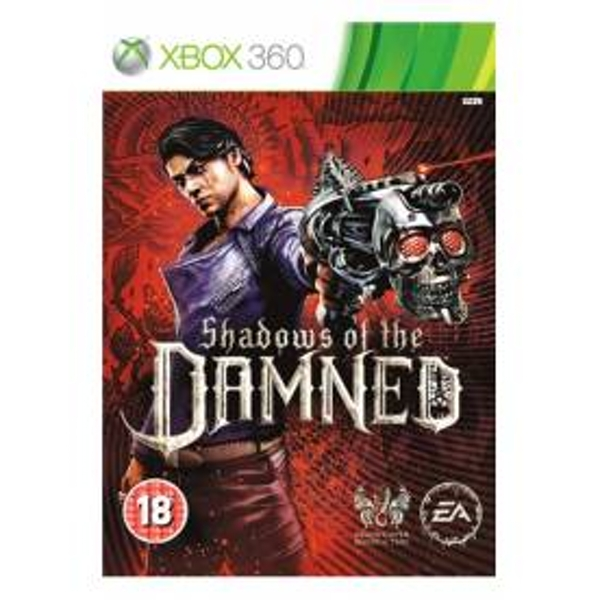 Shadows Of The Damned Game Xbox 360 - Image 1