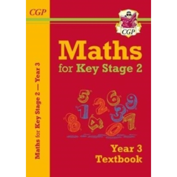 New KS2 Maths Textbook - Year 3