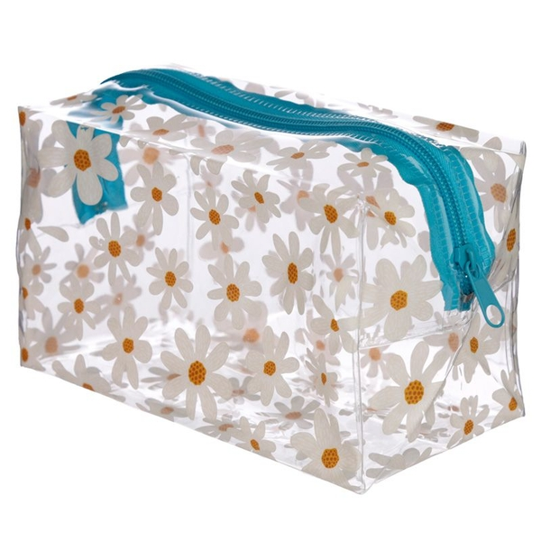Oopsie Daisy Clear Toiletry Bag