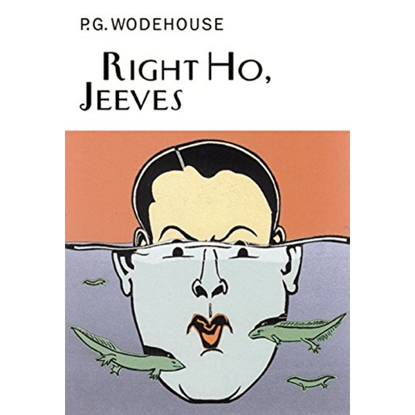 Right Ho, Jeeves by P. G. Wodehouse (Hardback, 2000)