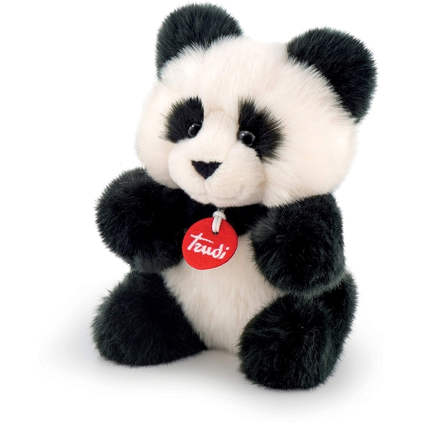 Fluffies Panda (Trudi) Plush