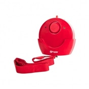 Proper Wall Mounted Panic Alarm Cord Activation 120dB Siren Red
