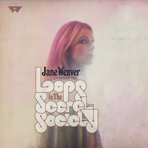 Jane Weaver ‎– Loops In The Secret Society Limited Edition Pink Vinyl