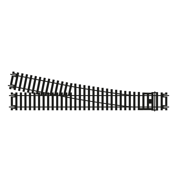 Hornby Right Hand Express Point Track