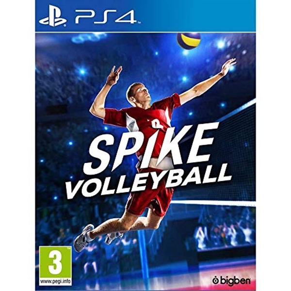 Spike Volleyball PS4 Game
