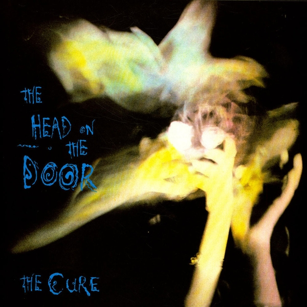 The Cure ‎– The Head On The Door Vinyl