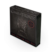Game of Thrones 4 Coaster Set