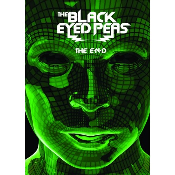 The Black Eyed Peas - The End Postcard