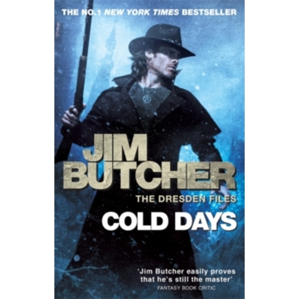 Cold Days: A Dresden Files Novel by Jim Butcher (Paperback, 2013)