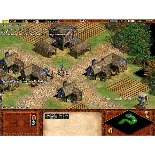 Age of Empires Gold Edition Game PC - Image 4